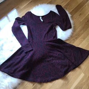 Bethany Mota leopard Dress